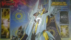 CardFight!! Vanguard Infinite Rebirth Sneak Preview Monarch Alfred Playmat