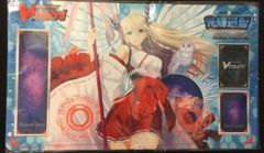 CardFight!! Vanguard Brilliant Strike Sneak Preview Omniscience Regalia, Minerva Playmat