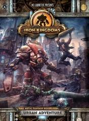 Iron Kingdoms Urban Adventure