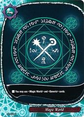 Magic World (card) - PR/0003EN - PR