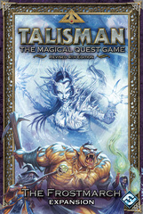Talisman (fourth edition): The Frostmarch Expansion