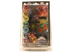 DC HeroClix: DC 75th Anniversary - War of Light Fast Forces Pack