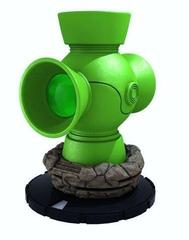 Heroclix DC War of Light Month 1 Op Kit Green Power Battery Object Complete with Card