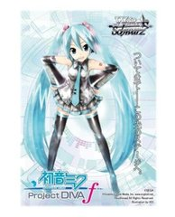 Hatsune Miku Project Diva F Booster Box (Japanese)