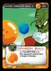 Namek Dragon Ball 6 - Foil