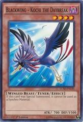 Blackwing - Kochi the Daybreak - LC5D-EN130 - Common - 1st Edition