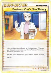 Professor Oak's New Theory - 101/123 - Uncommon