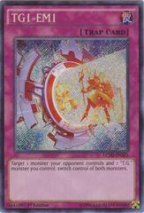 TG1-EM1 - LC5D-EN221 - Secret Rare - 1st Edition