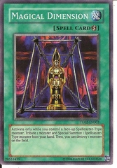 Magical Dimension - TU02-EN003 - Super Rare - Promo Edition