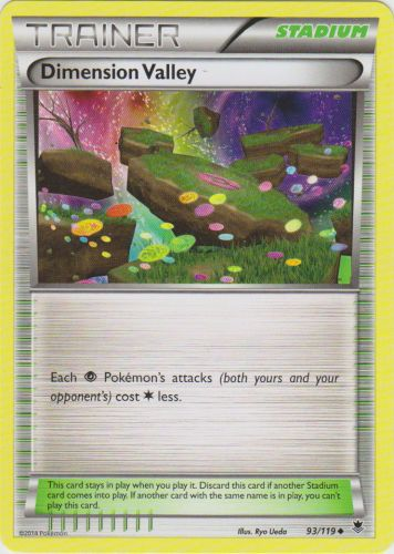Dimension Valley - 93/119 - Uncommon