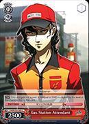 Gas Station Attendant - P4/EN-S01-062 - C
