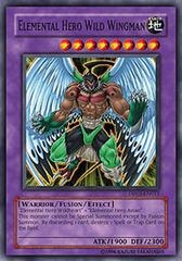 Elemental Hero Wild Wingman - DP03-EN011 - Common - 1st Edition on Channel Fireball
