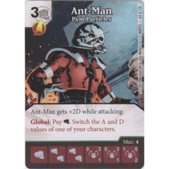 Ant-Man - Pym Particles (Die  & Card Combo)