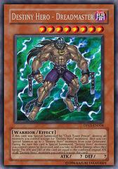 Destiny Hero - Dreadmaster - DP05-EN004 - Rare - 1st Edition on Channel Fireball