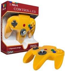 Accessory: Controller Cirka Yellow N64