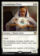 Containment Priest on Channel Fireball