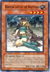 Warrior Lady of the Wasteland - SD5-EN002 - Common - 1st Edition