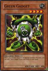 Green Gadget -  SDMM-EN015  - Common - 1st Edition on Channel Fireball
