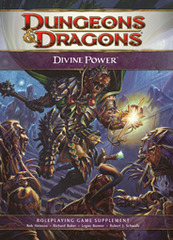 4th Edition Divine Power