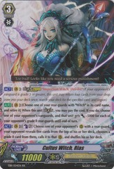 Cultus Witch, Rias - EB11/004EN - RR on Channel Fireball