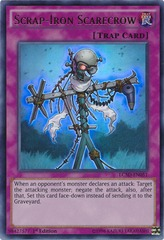 Scrap-Iron Scarecrow - LC5D-EN051 - Ultra Rare - Unlimited Edition
