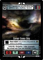 Corner Enemy Ship