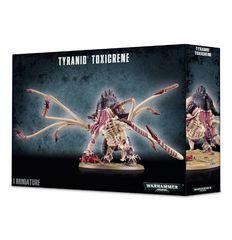 Tyranid Toxicrene // Maleceptor