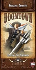 Doomtown: Reloaded - Saddle Bag Expansion 3 - Election Day Slaughter