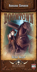 Doomtown: Reloaded - Saddle Bag Expansion 2: Double Dealin'