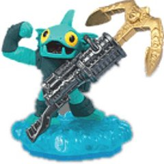 Anchors Away Gill Grunt - Swap Force Wave