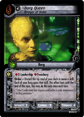 Borg Queen, Bringer of Order
