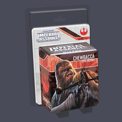 Star Wars Imperial Assault: Chewbacca Ally Pack © 2014 FFG SWI07