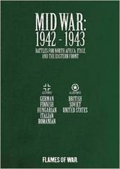 Mid War: 1942-43: Battles for North Africa, Italy and the Eastern Front