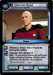 Jean-Luc Picard, Starship Captain - Reprint