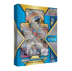 Mega-Metagross EX Premium Collection Box