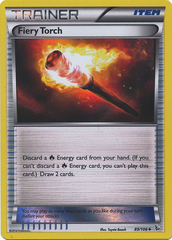 Fiery Torch – 89/106 – Promotional