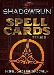 Shadowrun: Spellcards Series 1