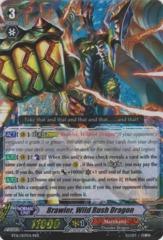 Brawler, Wild Rush Dragon - BT16/007EN - RRR