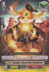 Brawler, Green Gem Carbuncle - BT16/111EN - C