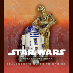 Star Wars - Scavenger's Guide to Droids (old version)