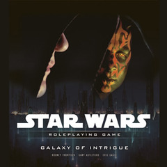 Galaxy of Ingrigue