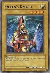 Queen's Knight - DPYG-EN003 - Common - 1st Edition