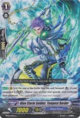 Blue Storm Soldier, Tempest Boarder - BT16/142EN - C on Channel Fireball