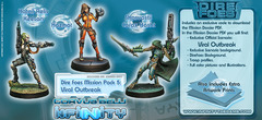 Dire Foes Mission Pack 5: Viral Outbreak (280005-0447)