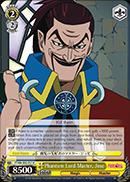 FT/EN-S02-017 U Phantom Lord Master, Jose
