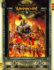 Forces Of Warmachine Protectorate Of Menoth Hc