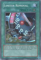 Limiter Removal - RP02-EN015 - Super Rare - Unlimited Edition on Channel Fireball