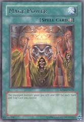 Mage Power - RP02-EN039 - Rare - Unlimited Edition on Channel Fireball