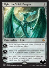 Ugin, the Spirit Dragon - Foil