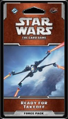 Star Wars: The Card Game - Ready for Takeoff Force Pack